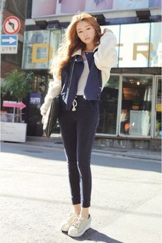 Image result for korean fashion fall