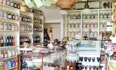old fashioned sweet shop - hope & greenwood, London