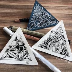 Doodle Art Designs, Doodle Patterns, Zentangle Patterns, Zentangle Drawings, Mandala Drawing, Doodles Zentangles, Zantangle Art, Zen Art, Tangle Doodle