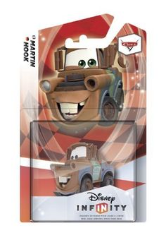 "Disney Infinity - Figur ""Cars - Hook"""