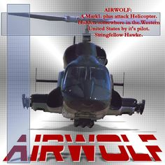 Should be brought back in a new series! Bell Helicopter, Attack Helicopter, 80 Tv Shows, Tv Icon, 80s Tv, Jet Plane, Music Tv, War Machine, Military Aircraft
