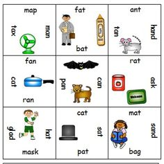 Have your students match the pictures with this words in this FREE magic square puzzle!