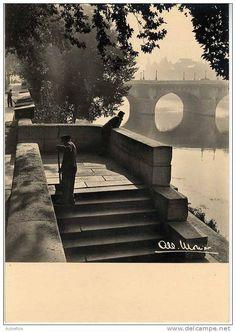 ALBERT MONIER 1955 - PARIS - TOILETTE MATINALE 403
