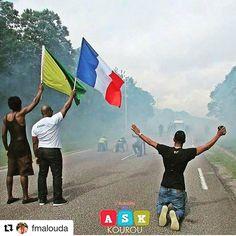 La situation est grave en #Guyane ! Regram via @fmalouda ... il faut que les pouvoirs publics fassent quelque chose . Ce beau pays mérite bien mieux que cela !  #greve #frenchguyana #973 #territoiredoutremer #jaiMalaMaGuyane #barrage #cayenne #barrages #kourou #FrenchGuyana #violence #violences #noubonkesa #guyane973 . . . . . #france #outremer #southamerica #problème  #igersguyane  #CommunityManager #freelance #entrepreneurlife #actualité #actus