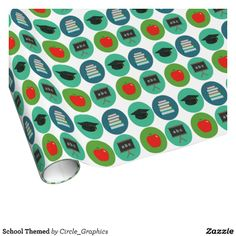 Wrap up your gifts with Education wrapping paper from Zazzle. Choose from thousands of designs or create your own! Custom Wrapping Paper, Create Your Own, Wraps, Teacher, Gift Wrapping, Education, School, Gifts, Design