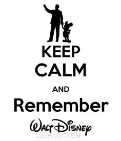 Everything Walt Disney
