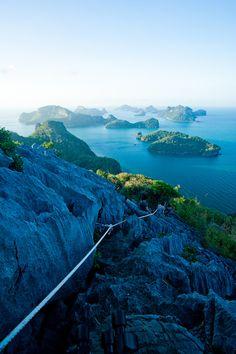 Ang Thong National Marine Park - Koh Samui