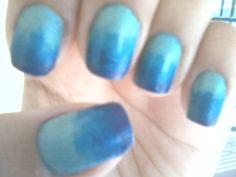 degradado azul