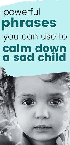 Gentle Parenting, Parenting Advice, Kids And Parenting, Sad Child, Positive Parenting Solutions, Tired Mom, Toddler Behavior, Kids Mental Health, Emotional Development