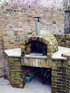 Mezzo Edward Houghton - The Stone Bake Oven Company Outdoor Grilling, Outdoor Oven, Oven Ideas, Bread Oven, Four A Pizza, Barbecue Area, Rustic Fireplaces, Pizza Ovens, Outdoor Kitchens