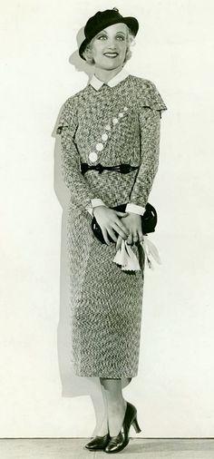 e5d0b14a1c5 Carole Lombard ca early 1930s Art Deco Fashion