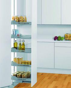 Una muy buena idea para organizar los espacios de: Accesorio Muebles Cocinas Peka HBT
