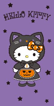 ハローキティ Halloween