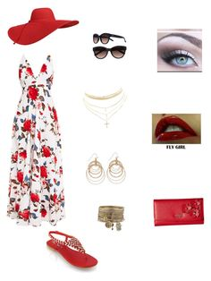 Mother's Day brunch  #fashion #stylish #style #dressforless #outfits #polyvorestyle #fashionset #styling #lipsense #shadowsense #senegence #mothersday by jennspolyvorestyling on Polyvore featuring polyvore, fashion, style, GUESS, Charlotte Russe, M&Co, LC Lauren Conrad and clothing