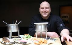 Fondue: European tradition with a modern twist (recipe and video) @ Patty Boland's Pub http://roneade.com/?p=230