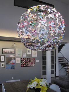 Bobby Socks Quilt Co. » Pinwheel Ikea Light