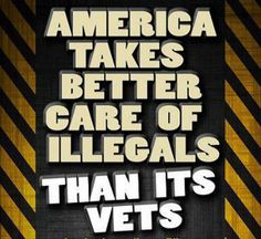 so true ... How very Sad is this! amen amen amen.  Thank you vets, soldiers, service men & women.  We owe you so much.