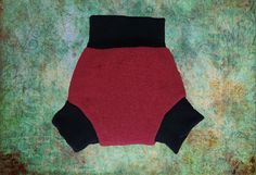 European wool diaper cover by HumBirdCreations on Etsy
