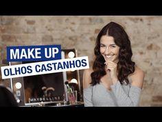 Como maquilhar: Olhos Castanhos - YouTube
