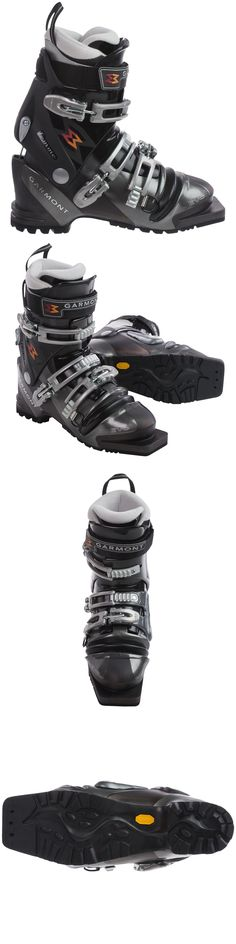 Telemarking 62214: Brand New Garmont Evo Telemark Womens Ski Boots, Choose Size, Us 9, 9.5, 10 BUY IT NOW ONLY: $189.97