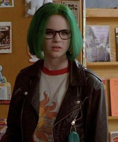 """Thora Birch in Ghost World- sea punk before sea punk was a """"thing"""""""