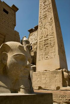 Luxor Temple, Valley of the Kings, Egypt