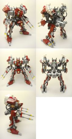Fire-Suppression Robo by Zizy