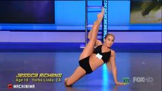 Jessica Richens - So You Think You Can Dance Season 11 | Callbacks
