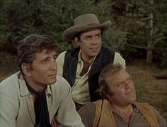 ... will show up in episodes of bonanza tv show michael landon javelin