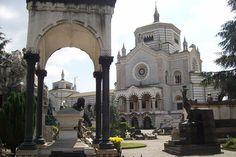 Domenica 9 ottobre 2016 visita guidata al Cimitero Monumentale di Milano