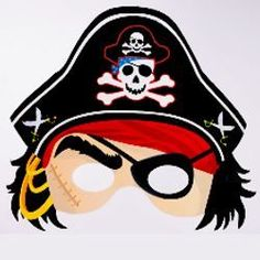 Pirate masker