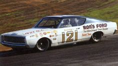 Riverside Raceway 1968, Wood Brothers Torino..... click here to find out more http://www.allaboutallaboutallabout.com/