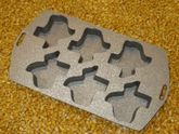 Texas Cast Aluminum Muffin Pan