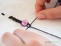 Make a Shamballa Bracelet - wikiHow