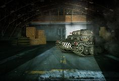 World of Tanks na PS4 - premiera już za tydzień