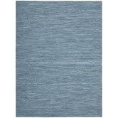 Found it at Wayfair - Pelle Turquoise Area Rug