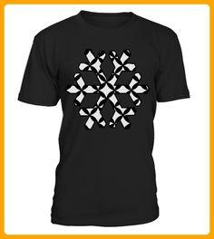 winter snow snowflakes pattern TShirts - Winter shirts (*Partner-Link)