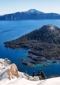 Crater Lake Camping (Epic Guide) 4 Campgrounds, 5 Attractions, 11 Hikes