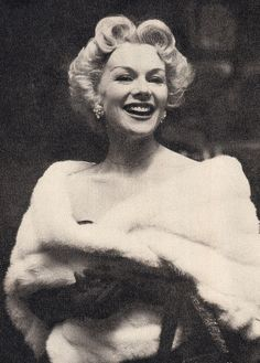 """1961, Actress Eva Gabor - my grandfather dated Eva before they both immigrated to the US. True story. He always called her the """"nice Gabor sister."""" As opposed to Zsa Zsa, who was apparently a bitch."""
