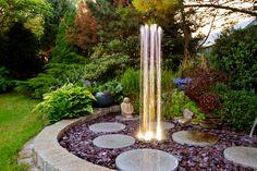 Romantycznie.Wiosna w ogrodzie. Ogrody.PROJEKTOWANIE OGRODÓW KIELCE I REALIZACJE GREENPOINT KIELCE OGRODY OGRODY KIELCE.Projektowanie ogrodów przydomowych Kielce.Zakładanie, urządzanie i budowa ogrodów przydomowych Kielce. Najpiękniejsze ogrody przydomowe.Wiosna w ogrodzie. Water Features, Vip, Fountain, Gardening, Patio, Outdoor Decor, Garten, Water Sources, Court Yard