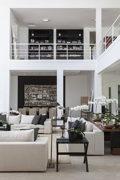 elegant living room /