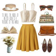 Bookworm. @Laura Vázquez Mori como tu falda dorada