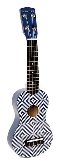 How cute is this ukulele!