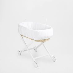 Kids Handle Moses Basket - Cot & Mini Cot - Decoration | Zara Home Romania