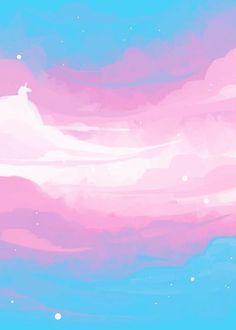Trans Flag, Trans Boys, Animes Wallpapers, Cute Wallpapers, Panthères Roses, Transgender Ftm, Lgbtq Flags, Trans Art, Whatsapp Wallpaper