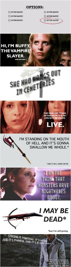 Buffy Summer quotes