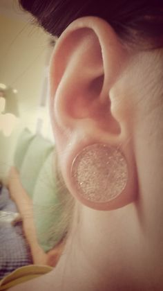 My stretched ear :D