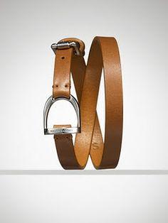 Ralph Lauren bit bracelet