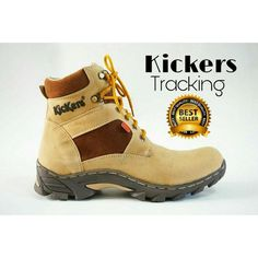 SEPATU PRIA BOOTS SAFETY KICKERS BEST SELLER 2018