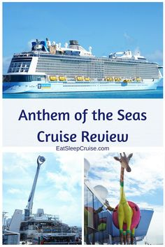 Complete Anthem of the Seas Review of a 5 day Bermuda cruise. Tons of details and pictures!!!